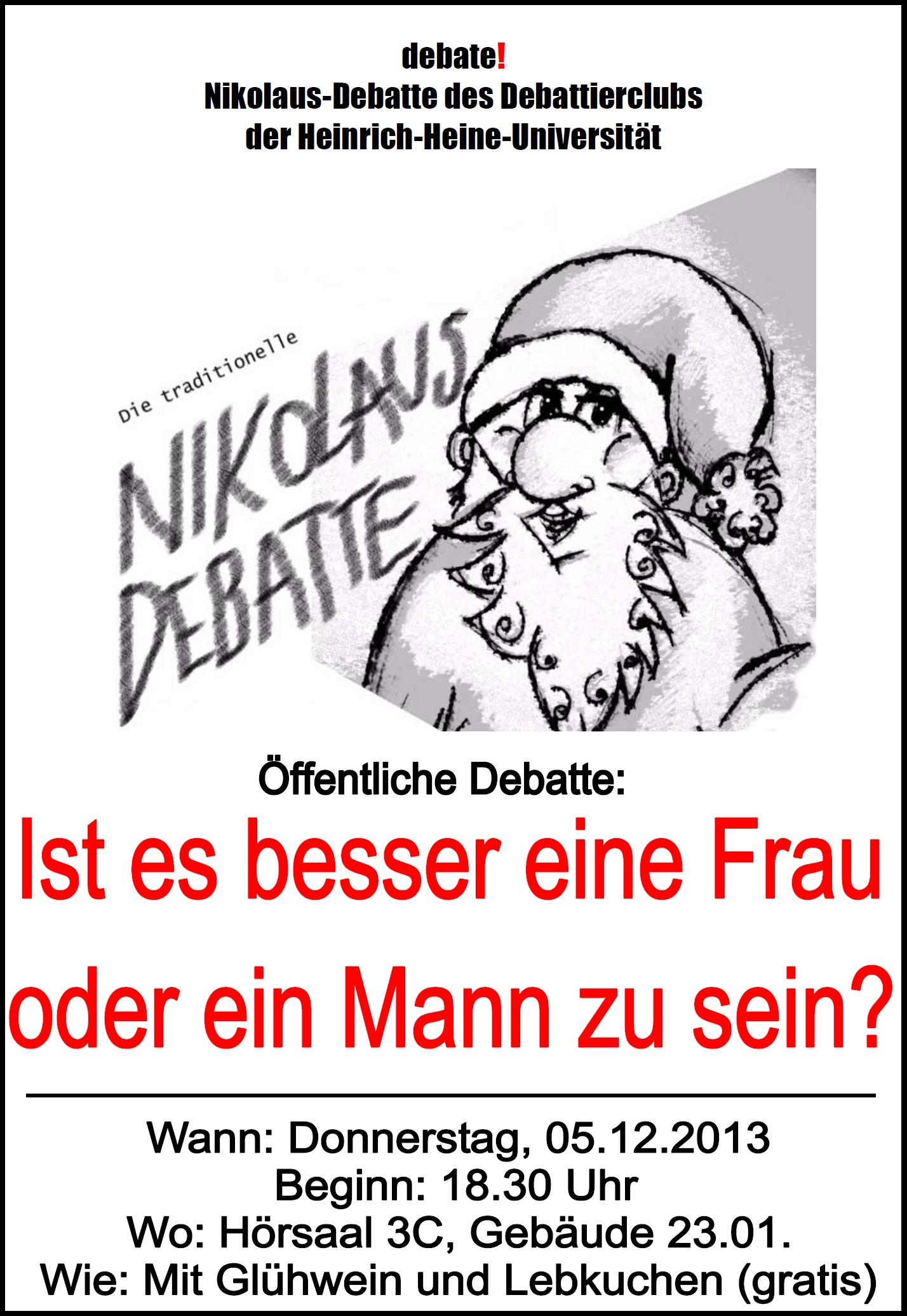 Nikolausdebatte2013