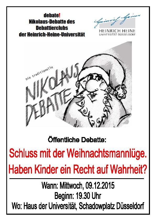 2015 11 30 Aushang Nikolausdebatte 2015
